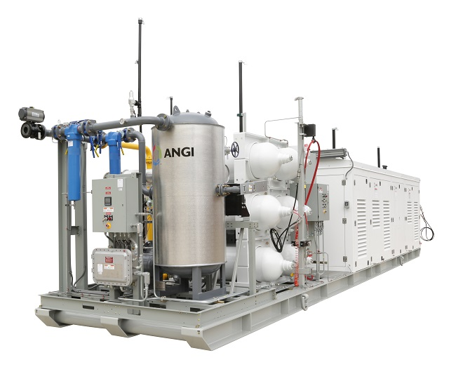 ANGI NG100 SERIES COMPRESSORS | ANGI Energy
